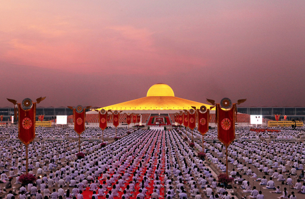 Makha Bucha Day - photo by UrbanUrban_ru
