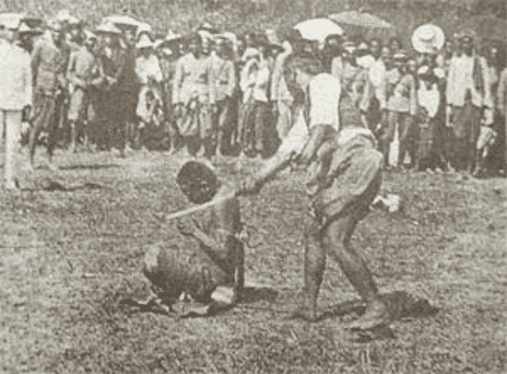 Image of Boonpeng when he was beheaded from http://sihawatchara.blogspot.com/2015/02/blog-post_27.html